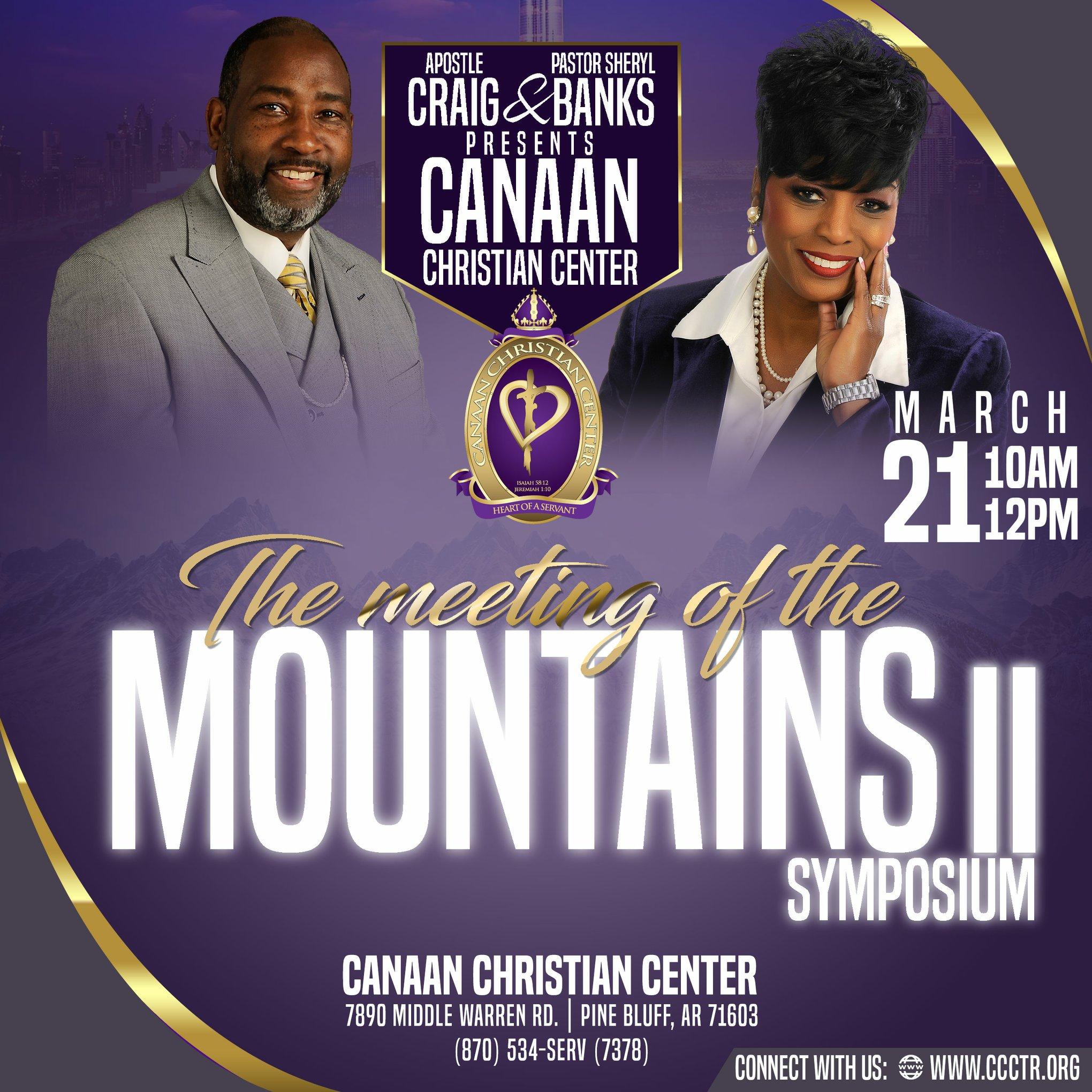 Canaan Christian Meeting of the Mountains